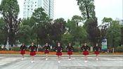 安徽站 黄山休宁舞蹈队 雪山姑娘