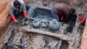 河北沧州发现清朝古墓,墓中有7名女子陪葬,专家:不愧是纪晓岚