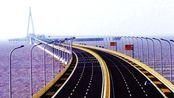香港开车向左,大陆开车向右,那珠港澳大桥上应该靠左还是靠右行驶