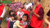 她远嫁广西山区生了五个孩子,家庭困难,爱心人士送上爱心