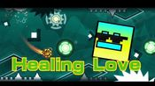 「几何冲刺」20.03.23 (Daily) Healing Love by Wintter (Hard 4 star)