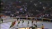 轮滑阻拦 Roller Derby 1973年11月4日 女子 SF Bay Bombers vs New York Chiefs