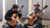 Albéniz: Córdoba (arr. Pujol) - Anatole Blanchet and Tariq Harb, guitars