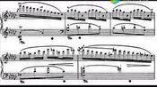 Anton Arensky - Etude Op. 25, no. 3