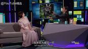 """在《致命女人》里饰演""""Beth""""的金妮弗·古德温做客访谈节目,讲了自己和老公Josh Dallas因戏结缘的恋情"""