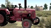 绝地求生:都是98RMB买的游戏,为啥你的撬棍能开拖拉机?