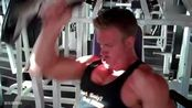 James Ellis - 最喜欢的胸肌训练动作 - 010
