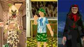 军用冰淇淋3全动画场景 Military Ice Scream 3 All Animation Scenes | V+ Games