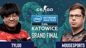 【ESL Archives】IEM卡托维兹2020 mousesports vs. TYLOO BO3英文回放|CS:GO