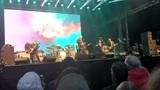 【金属乐界】LED ZEPPELIN主唱Robert Plant - Immigrant Song冰岛现场