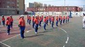 [配课件教案]2.一二年级体育《1.平行站立与踏步》辽宁省市一等奖
