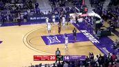 【回放】NCAA:德克萨斯理工大学vs堪萨斯州立大学上半场