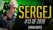 【CSGO】sergej - The Finnish Prodigy - HLTV.org's #13 Of 2019 (CS:GO)