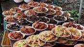 四川泸州:2000人共聚同吃坝坝宴 年味浓