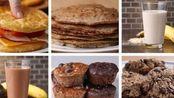 【Tasty】只用3种食材的6份食谱 美味便捷的早餐首选