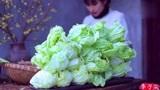 李子柒:千里黄云白日曛,温暖一冬的酸甜菜品,回味无穷!