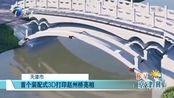 首个装配式3D打印赵州桥亮相