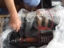 缅甸达贡山镍矿项目24MVA电炉变套管绝缘检查-15mcc