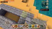 迷你世界:背包里石块不够了?教你制作两种无限刷石机!
