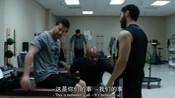 雷蒙德在体检中查出了严重的肩伤 海斯因此拒绝他去执行任务-美剧精彩片段-美剧风暴
