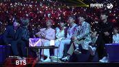 [2018MAMA x M2] (BTS) Reaction to (IZ ONE)'s Performance