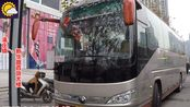 【pov720/津171】 天津公交 804路快线 潘庄镇→新华路百货大楼 前方展望