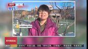 [都市晚高峰]辽宁沈阳:四川熊猫初见大雪 先愣住了然后撒欢