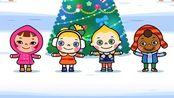 碰碰狐儿歌之圣诞系 第2季 英文版 第15集 christmas day medley