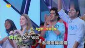 杨超越梁靖康同台合唱《学猫叫》,两人最萌身高差,满屏的甜蜜!