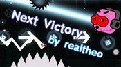 「几何冲刺」Next Victory by realtheo (Hard 5 star) 每日关20.02.24