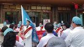 贵州医科大学中医一附院,向武汉增派医护人员支援武汉抗击疫情,向逆行者致敬,向白衣天使,中国加油,武汉加油!