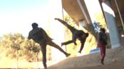 【VIMEO转载215】Jeremy Marinas Vs Brendon Huor and Jimmy Chhiu - Fight Practice