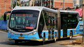 """[京pov050](BPT@26)(BRT@01)""""中国最早的BRT系统""""北京快速公交1号线前门至德茂庄全程第一视角前方POV"""