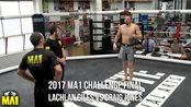 MA1 Challenge 2017 Finals - Craig Jones vs Lachlan Giles