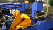 缩管机~60单工位液压缩管机工作视频缩管速度快效果好 (2)