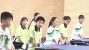 [配课件教案]1.八年级体育《正手发下旋球》浙江省一等奖