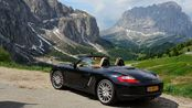 Porsche BMW 4 day Swiss Italian Alps road trip