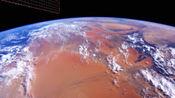 2017年10月5日10点50分外太空传回地球直播