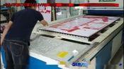 亚克力水晶膜粘贴三胺板广告制作PVC展板