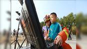 【安徽】合肥消防十个专业救援队首次亮相 高精尖设备让市民过足体验瘾