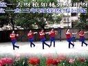 湖北大冶阳光新都广场舞【九九艳阳天(一)】编舞:杨丽萍 制作:叶子