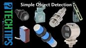 Tech Tip: Overview of Simple Object Detection and Sensing
