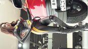 4K赛车模特崔艺录#2横直凸轮Racing Model Choi Yerok Horizontal 2019首尔汽车展by图像质量之后
