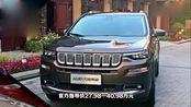 全新Jeep大指挥官上市了:大7座卖27.98万起,汉兰达途昂心凉了!-新车秀秀 第二期-汽车有一手