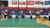 2019年广西城乡万人气排球总决赛(女青 崇左VS钦州1)