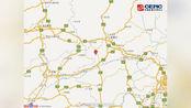 河北张家口市怀安县附近发生3.4左右地震