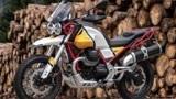 摩托古兹V85TT越野摩托,853CC双缸V型,23L油箱,值得购买吗