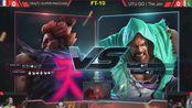 【FT10】Super Akouma(Akuma) vs The JON(Marduk)