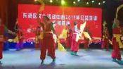 东港区文化馆公益培训汇报演出,(欢歌飞舞大日照)。