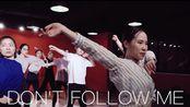 """【南京DNAstudio】飘飘SCARLET & 囡囡NYNAwaacking编舞《Don""""t Follow Me》 - Blla Eyre"""